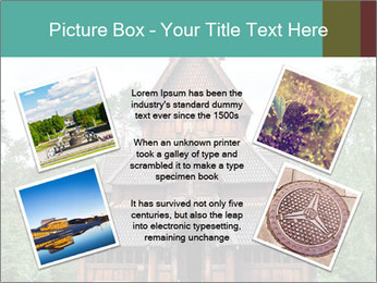 Old church PowerPoint Template - Slide 24