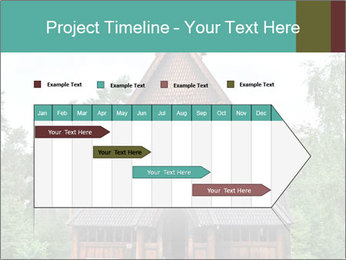 Old church PowerPoint Template - Slide 25