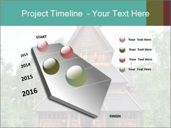 Old church PowerPoint Template - Slide 26