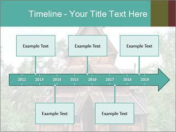 Old church PowerPoint Template - Slide 28
