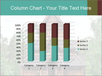 Old church PowerPoint Template - Slide 50