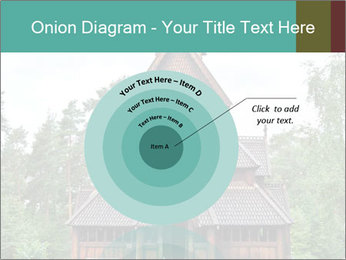 Old church PowerPoint Template - Slide 61