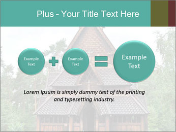 Old church PowerPoint Template - Slide 75