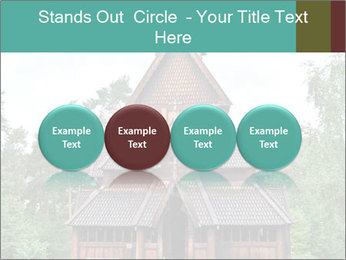 Old church PowerPoint Template - Slide 76