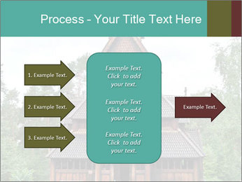 Old church PowerPoint Template - Slide 85