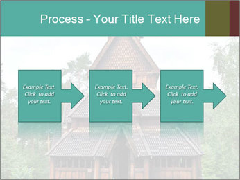 Old church PowerPoint Template - Slide 88