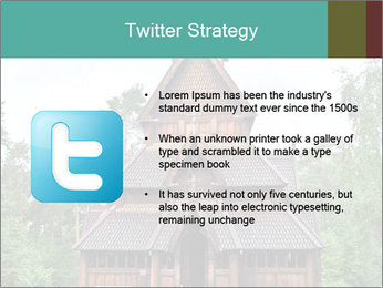 Old church PowerPoint Template - Slide 9