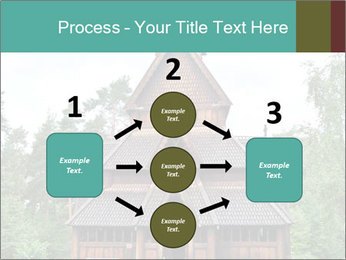 Old church PowerPoint Template - Slide 92