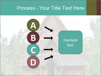 Old church PowerPoint Template - Slide 94