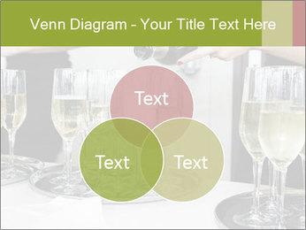 Champagne at a party PowerPoint Template - Slide 33