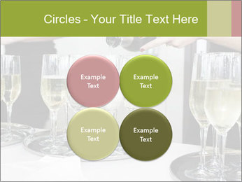 Champagne at a party PowerPoint Template - Slide 38