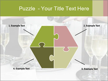 Champagne at a party PowerPoint Template - Slide 40