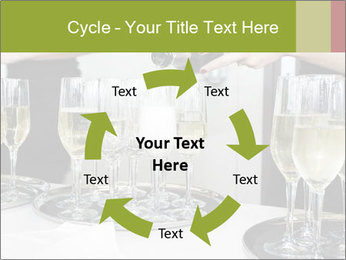 Champagne at a party PowerPoint Template - Slide 62
