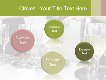 Champagne at a party PowerPoint Template - Slide 77