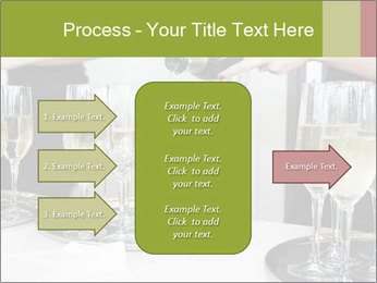 Champagne at a party PowerPoint Template - Slide 85