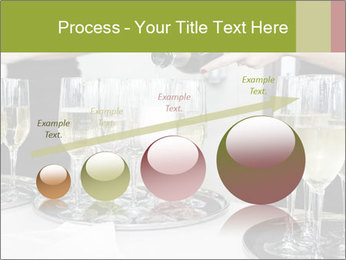 Champagne at a party PowerPoint Template - Slide 87
