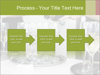 Champagne at a party PowerPoint Template - Slide 88