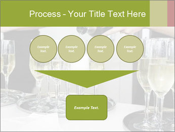 Champagne at a party PowerPoint Template - Slide 93