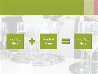 Champagne at a party PowerPoint Template - Slide 95