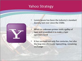 A schooner listing PowerPoint Template - Slide 11