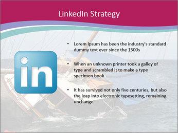 A schooner listing PowerPoint Template - Slide 12