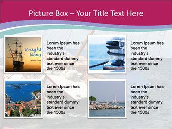 A schooner listing PowerPoint Template - Slide 14