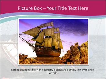 A schooner listing PowerPoint Template - Slide 16