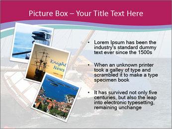 A schooner listing PowerPoint Template - Slide 17