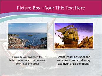 A schooner listing PowerPoint Template - Slide 18