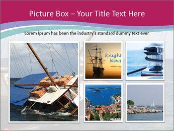 A schooner listing PowerPoint Template - Slide 19