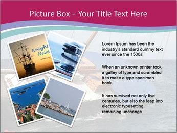 A schooner listing PowerPoint Template - Slide 23
