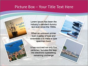 A schooner listing PowerPoint Template - Slide 24