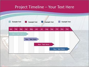A schooner listing PowerPoint Template - Slide 25