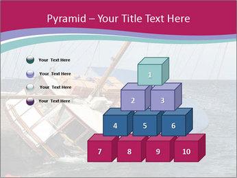 A schooner listing PowerPoint Template - Slide 31