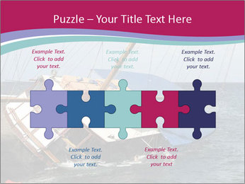A schooner listing PowerPoint Template - Slide 41