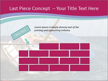 A schooner listing PowerPoint Template - Slide 46