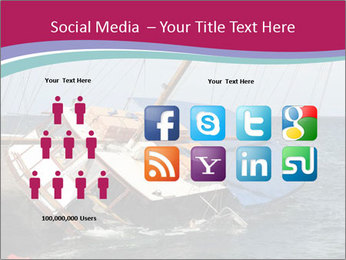 A schooner listing PowerPoint Template - Slide 5