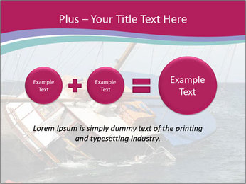 A schooner listing PowerPoint Template - Slide 75