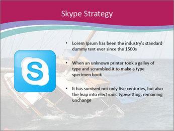 A schooner listing PowerPoint Template - Slide 8