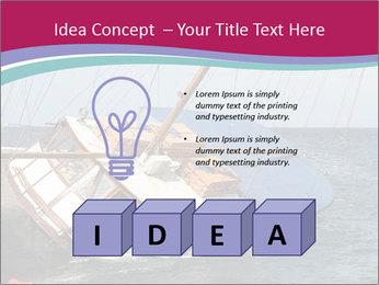 A schooner listing PowerPoint Template - Slide 80