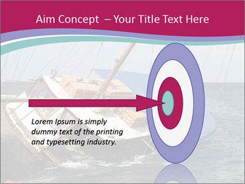 A schooner listing PowerPoint Template - Slide 83
