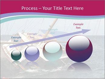 A schooner listing PowerPoint Template - Slide 87