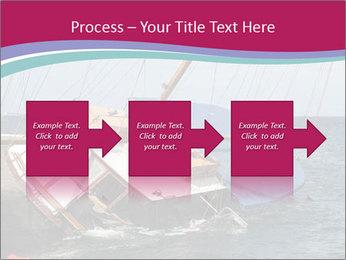 A schooner listing PowerPoint Template - Slide 88