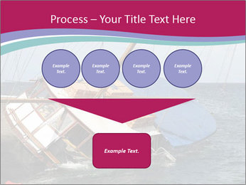 A schooner listing PowerPoint Template - Slide 93