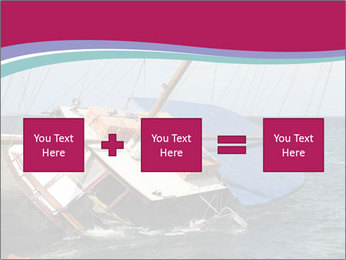 A schooner listing PowerPoint Template - Slide 95