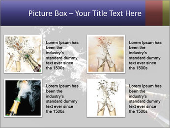 Classic champagne PowerPoint Template - Slide 14