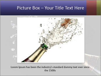 Classic champagne PowerPoint Template - Slide 15