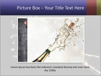 Classic champagne PowerPoint Template - Slide 16
