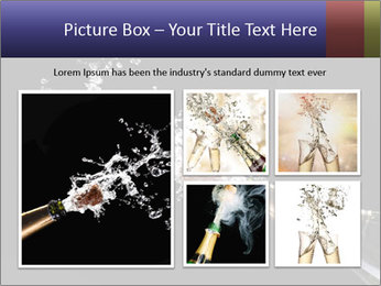 Classic champagne PowerPoint Template - Slide 19