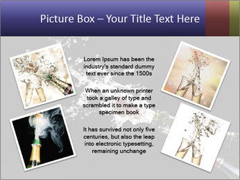 Classic champagne PowerPoint Template - Slide 24